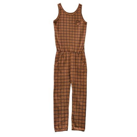 Kids Le Petit Germain Combichino Jumpsuit