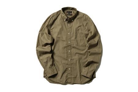 Beams + Color Broad Shirt - Grage