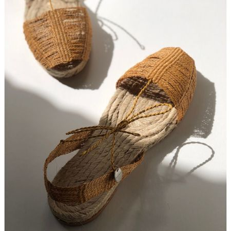 Ball Pagès Home Wheat Espadrilles