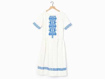 Warm Athena Dress