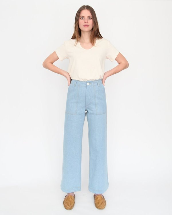 Esby Jane Tee - Natural