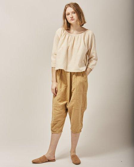 Atelier Delphine Afton top - kinari white
