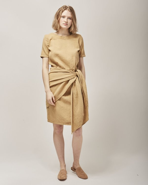 Atelier Delphine Lake dress - dune