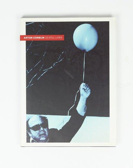 "Vintage ""33 Still Lives"" by Anton Corbijn Book"