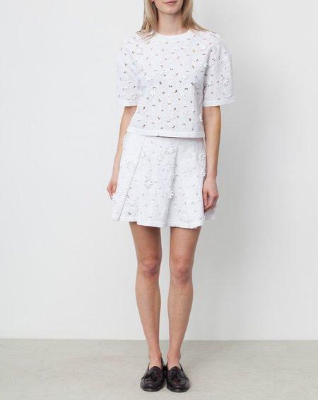 Athe Vanessa Bruno Clara Skirt in White