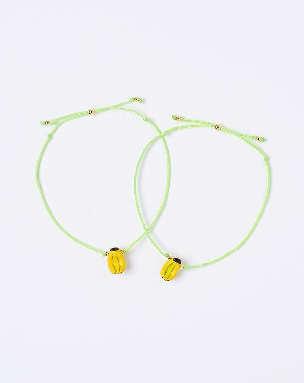 Venessa Arizaga Let's Never Split Bracelet Set