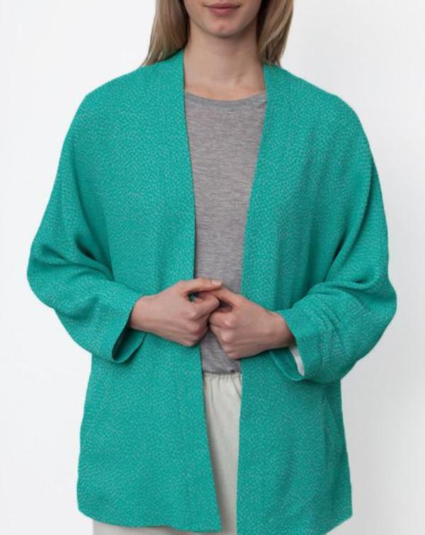 Margaux Lonnberg Zoe Jacket - Green