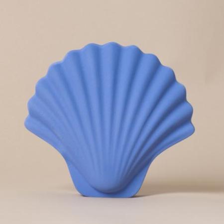 Los Objetos Decorativos Seashell Vase