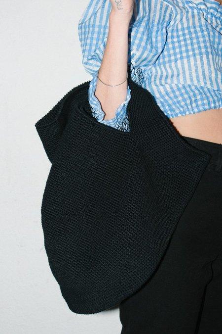 Lauren Manoogian Bowl Bag - Black