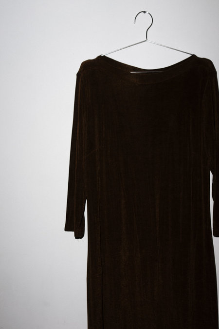 Vintage Dress - Bronze