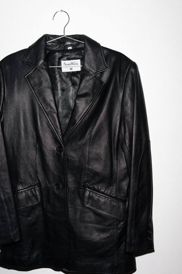 Clan of Cro VINTAGE LEATHER JACKET
