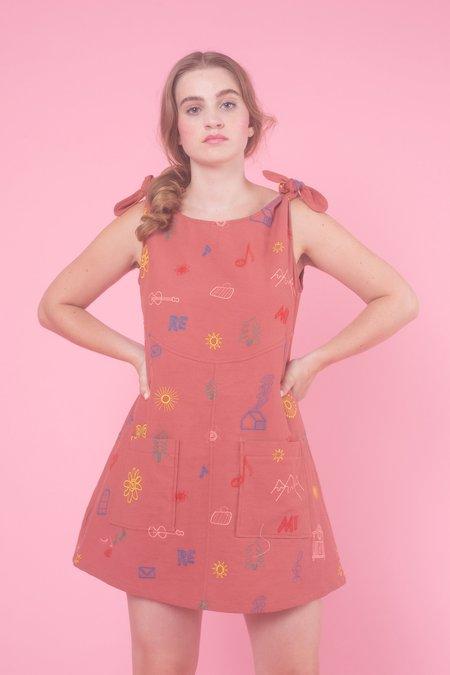 Samantha Pleet Bell Dress