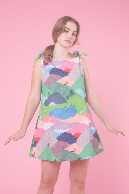 Samantha Pleet Vista Dress - Sold Out - Available for Pre Order Only