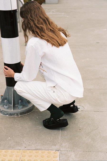 Sherie Muijs Shirt No. 22 - White