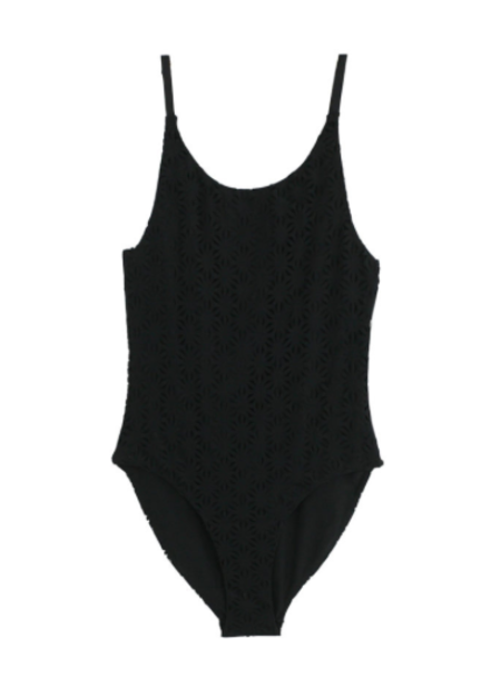 Underprotection Aya Swimsuit - Black
