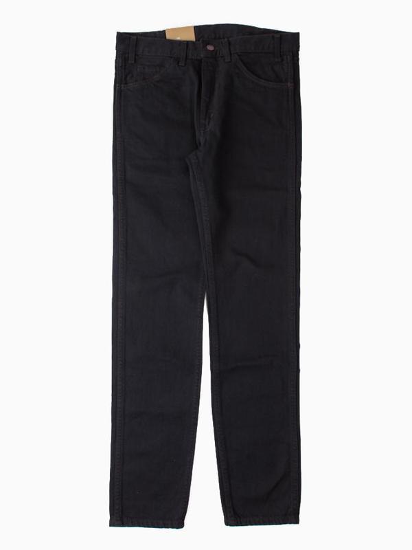 Levi's Vintage Clothing 1969 606 Jean - Black Overdye