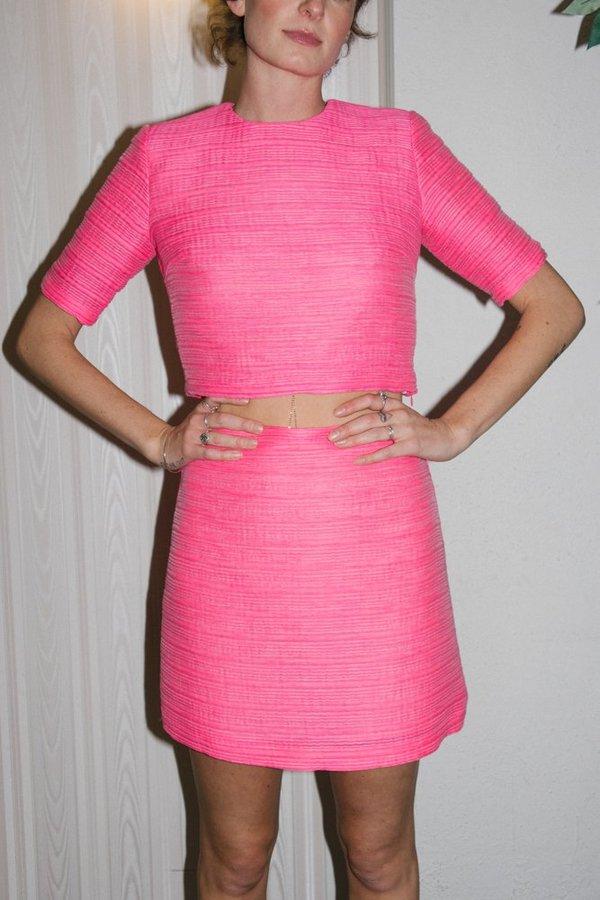 Samuji Cadence Skirt - Pink