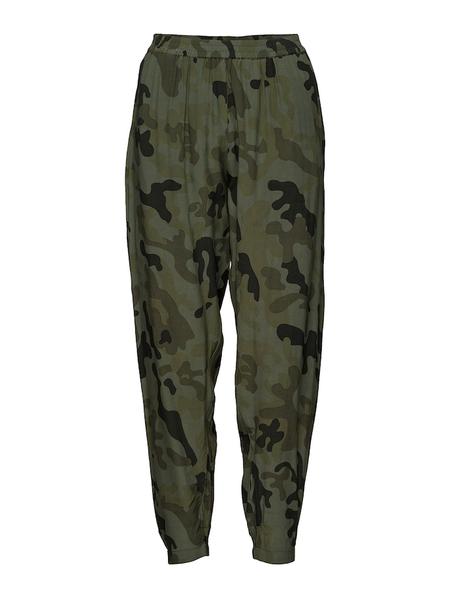 Rabens Saloner Sidney Pant - Camouflage