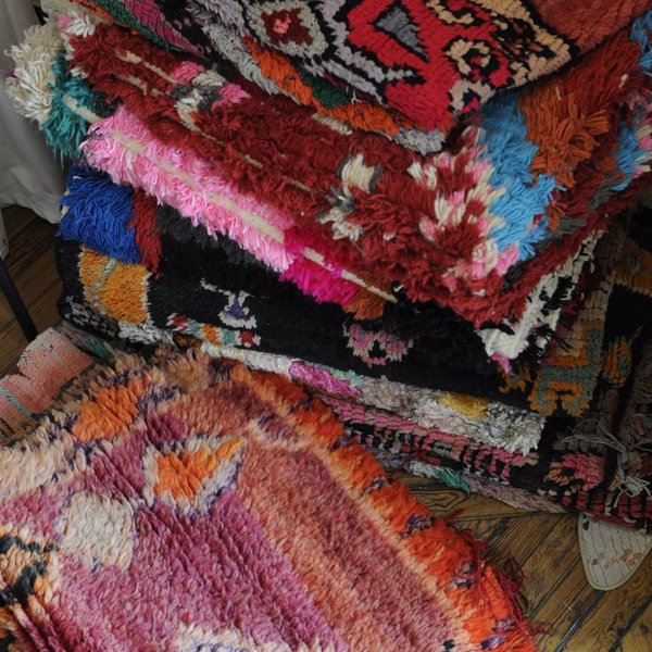 Vintage Moroccan Rugs - Assorted