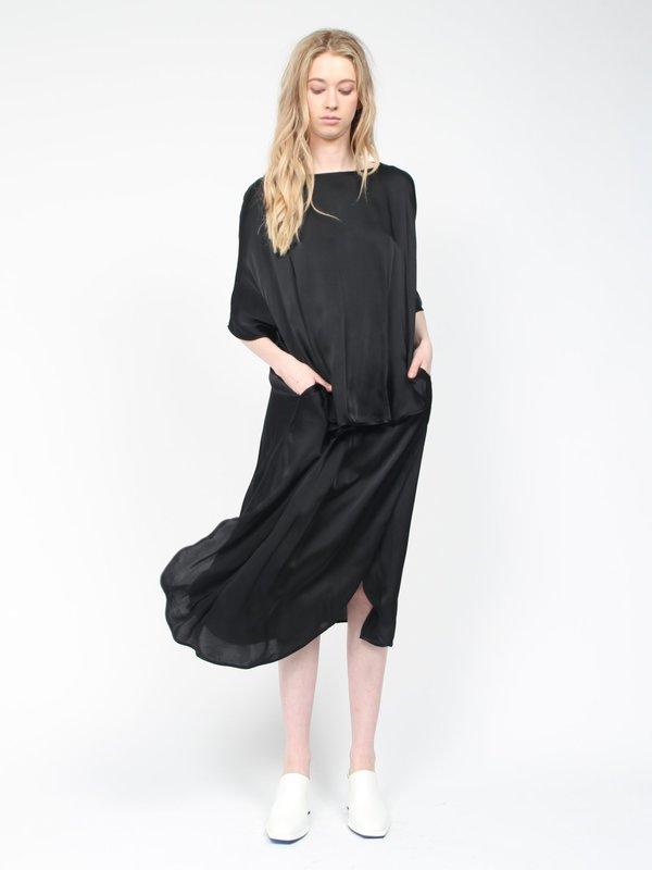 Henrik Vibskov Email Dress - Black