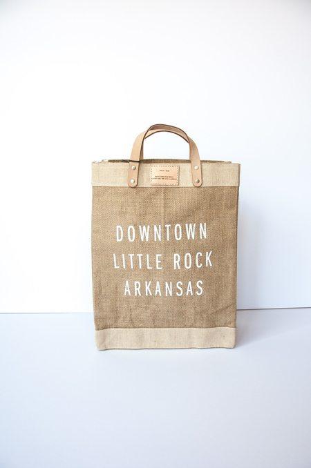 BEIGE Apolis Market Bag
