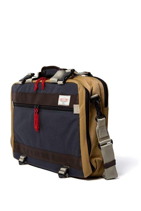 Harvest Label 3 Way Traveler Pack - Navy Beige