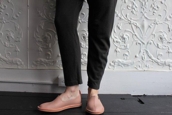 Unisex Vayarta Slip Ons in Silk