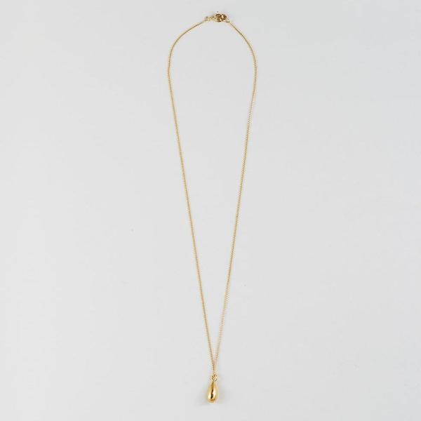 Wolf Circus Dune Necklace - Gold