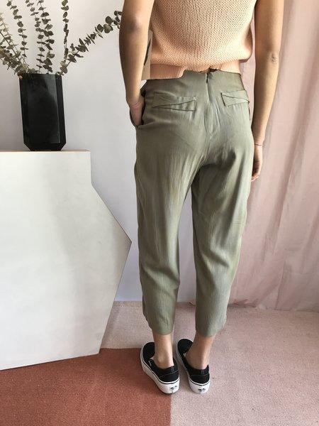 Valérie Dumaine Nomis Lin Pants - Sable