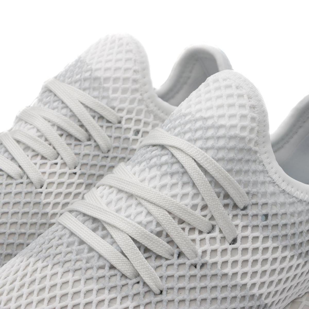 big sale 6b0d0 eae5c Adidas Consortium Workshop Deerupt Shoes - WhiteGrey  Garmen