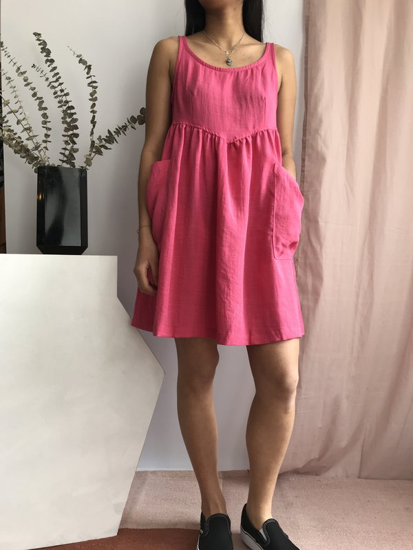 Pepaloves Marita Dress - Rose