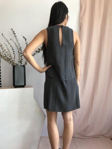 Valérie Dumaine Dove Dress - Black