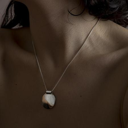 Fay Andrada Pallo Necklace - Brass