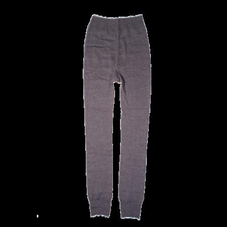 Unisex Woolpower 200g Long John Pant - Grey