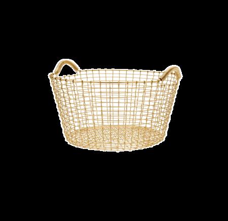 Korbo Bucket - Brass