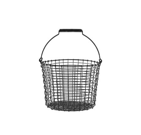 Korbo Bucket - Stainless Steel