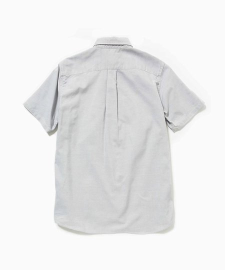 Unisex And Wander Dry Ox Short Sleeve Shirt - Grey