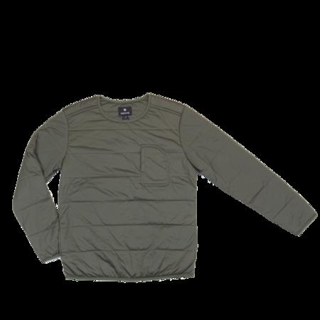 Unisex Snow Peak Flexi Insulated Pullover - Olive