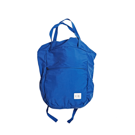 Unisex F/CE Packable Tote - Blue