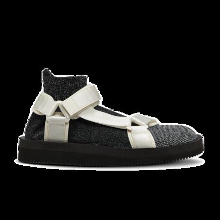 Unisex Brandblack Tabi Sandals - White/Black