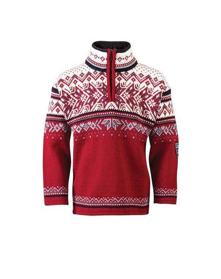 Kids Unisex Dale of Norway Vail Sweater