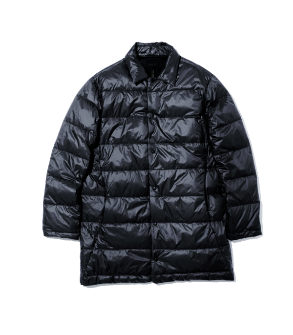 Unisex Goldwin Down Coat - Black