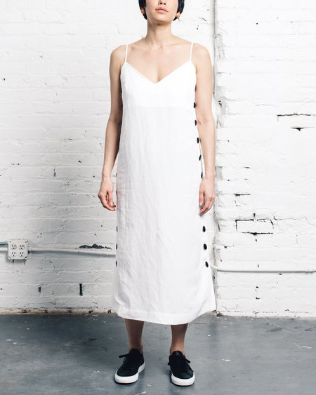 Mara Hoffman Heidi Dress - White