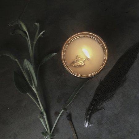 Retablo Vaquera Candle