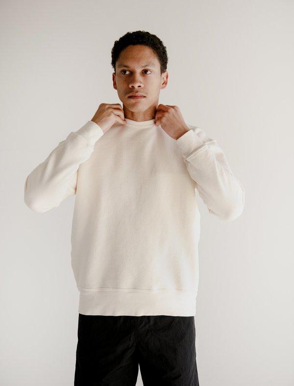Paa Crewneck Sweatshirt - Ecru