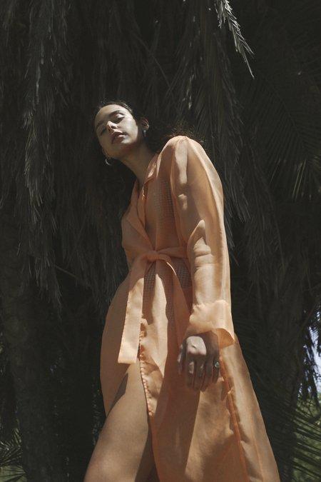 Stil. Luce Jacket - Apricot