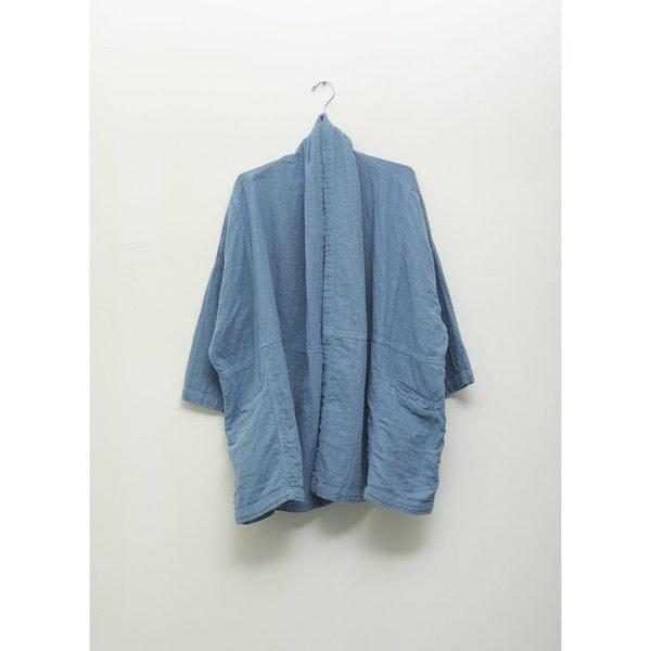 Atelier Delphine Haori Coat - Glacier Blue