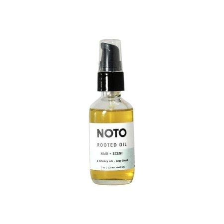 NOTO botanics Oil - Rooted