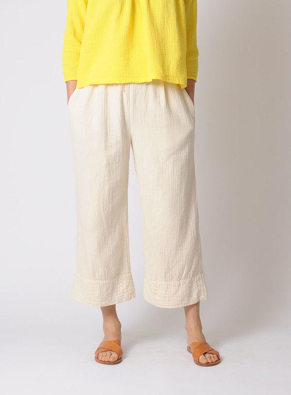 Atelier Delphine Alameda Cropped Pant - Kinari