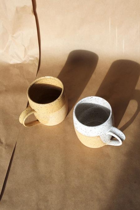 Two Hands Full Woodland Mug Pair